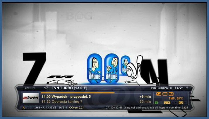 Skin E2-LT-6 HD For GP3 v0.2.1