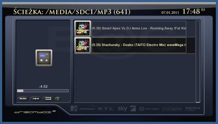 Skin E2-LT-6 HD For GP3